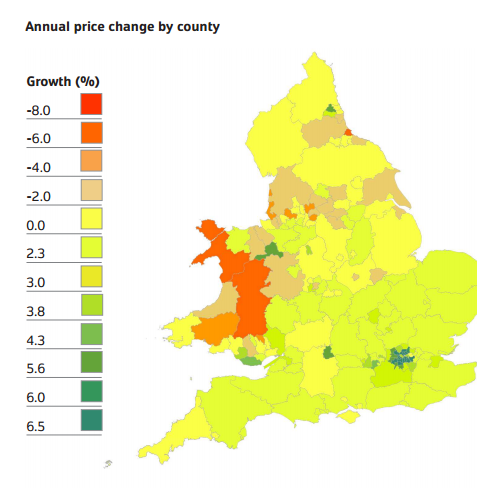 PRICE_CHANGE_BY_COUNTY