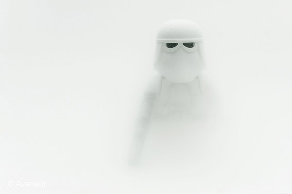 LEGO on Hoth