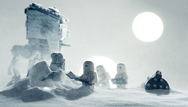 LEGO on Hoth