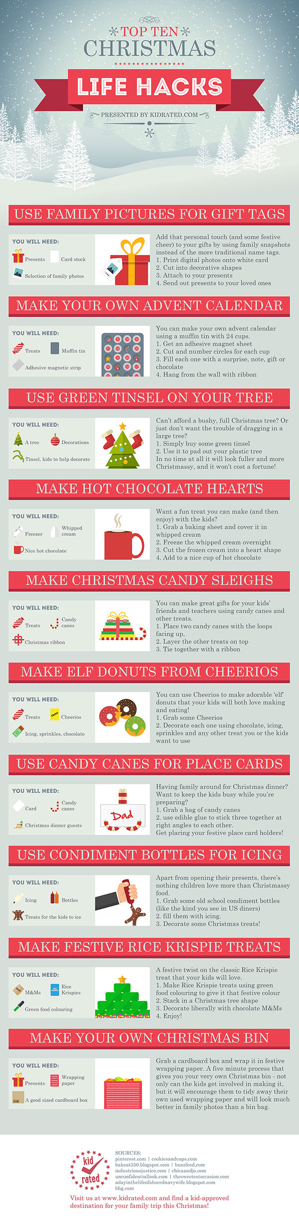 Top-Ten-Christmas-Life-Hacks-Infographic