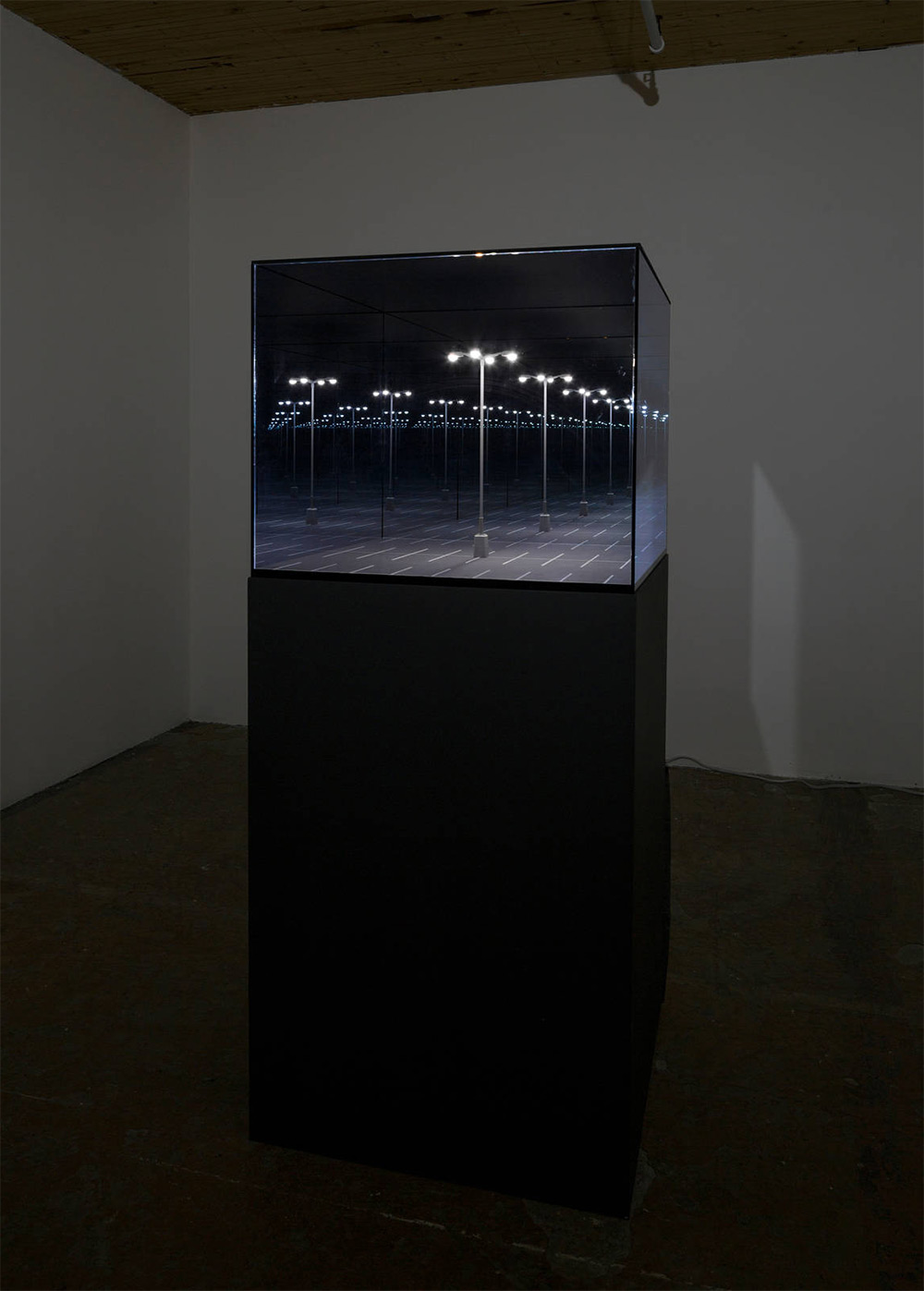 Guillaume Lachapelle Mirrored Diorama 1
