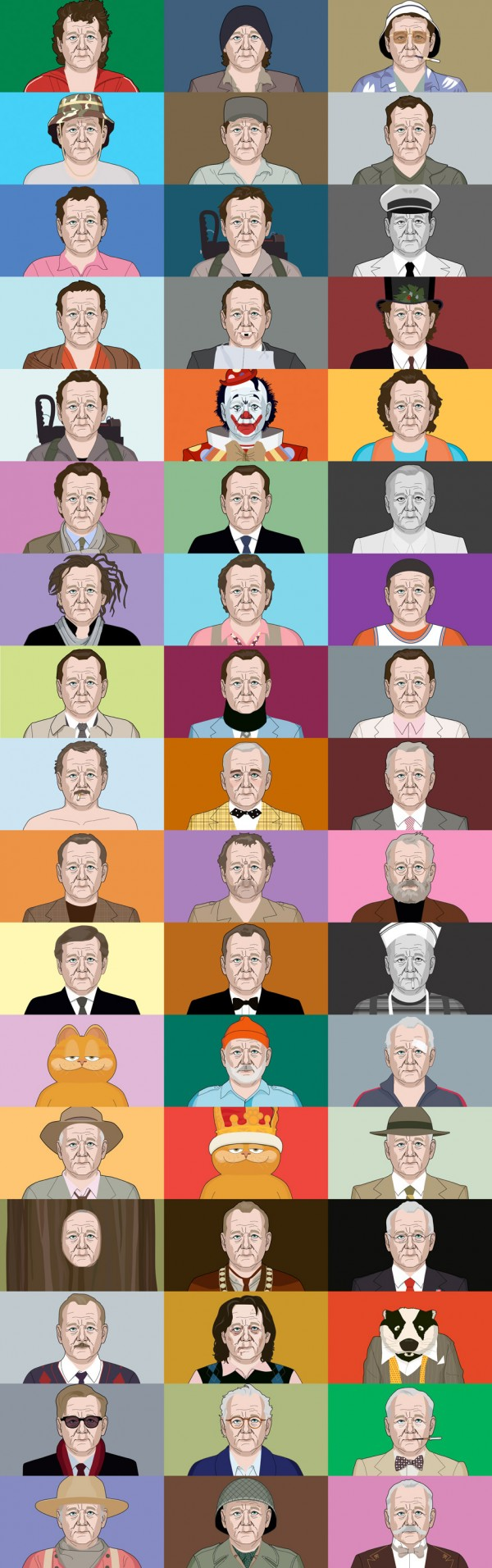 Many Faces of Bill Murray - National Post