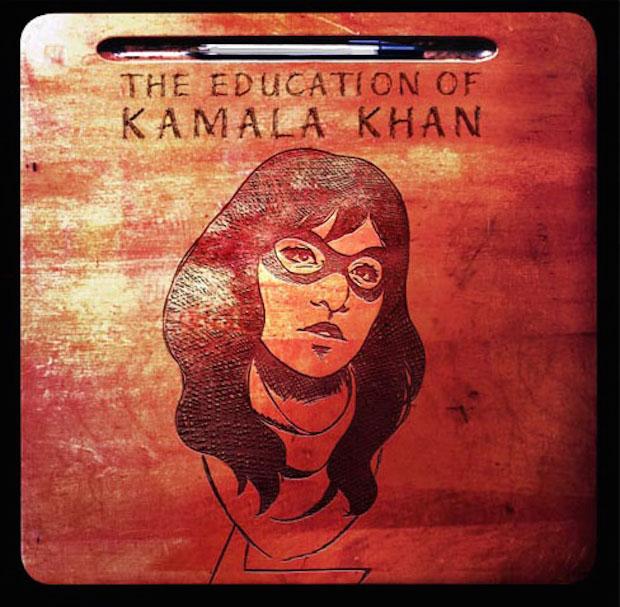 Kamala Khan