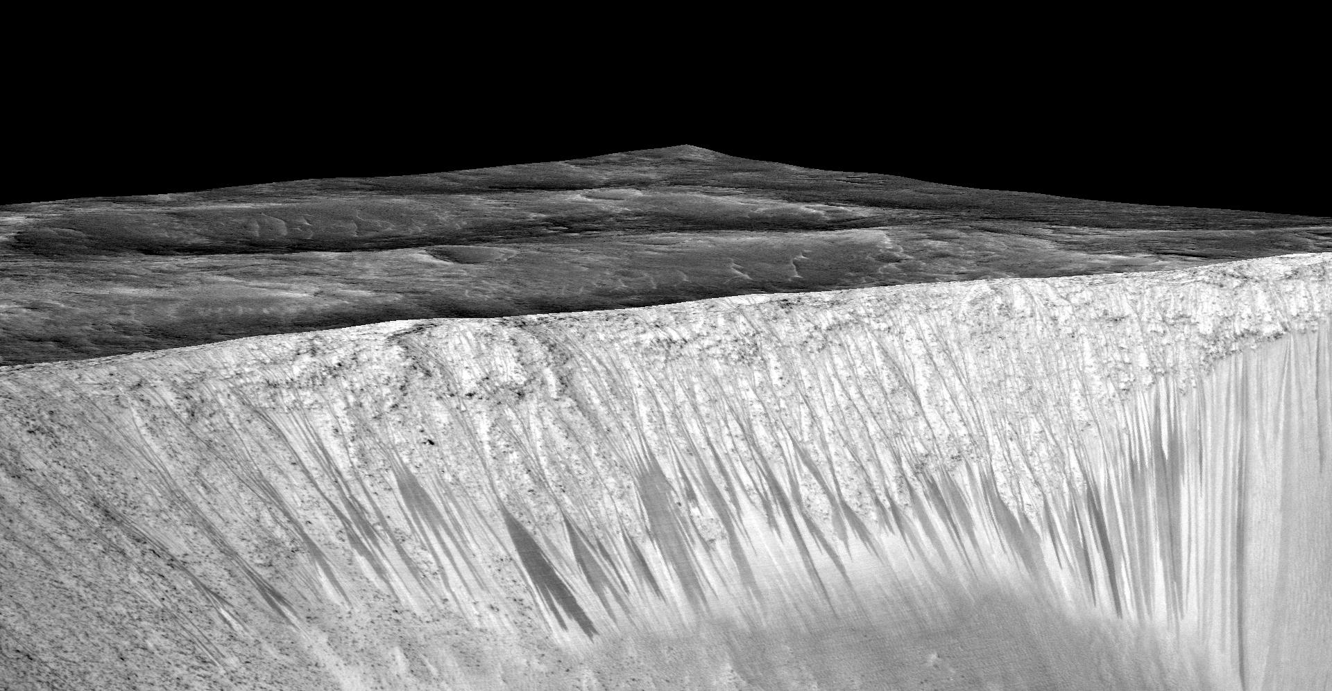 Water on Mars 2