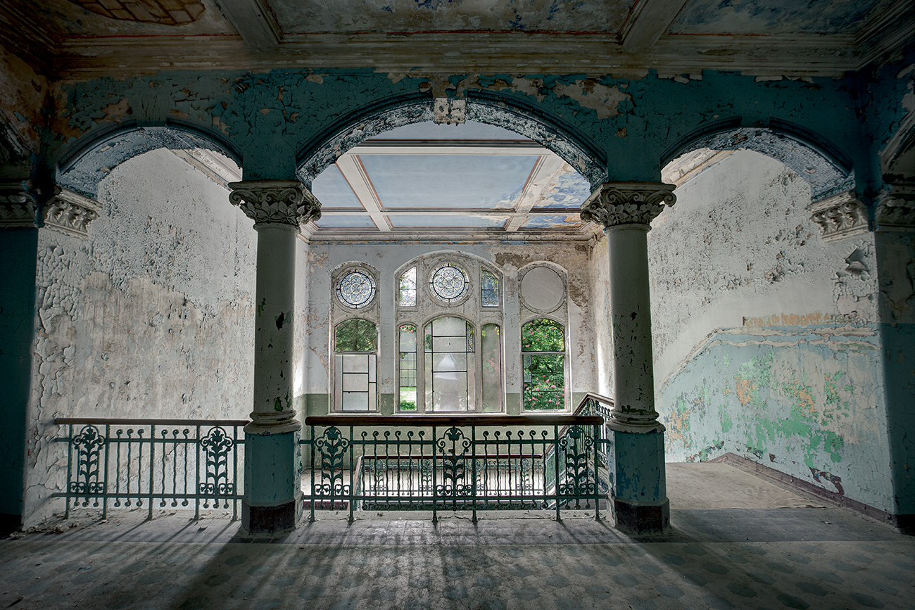 Beelitz Heilstätten 4