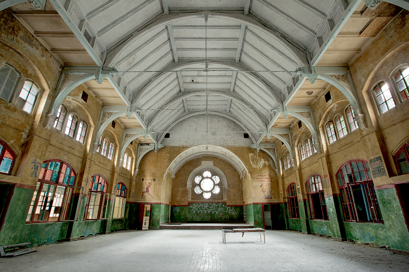 Beelitz Heilstätten 5