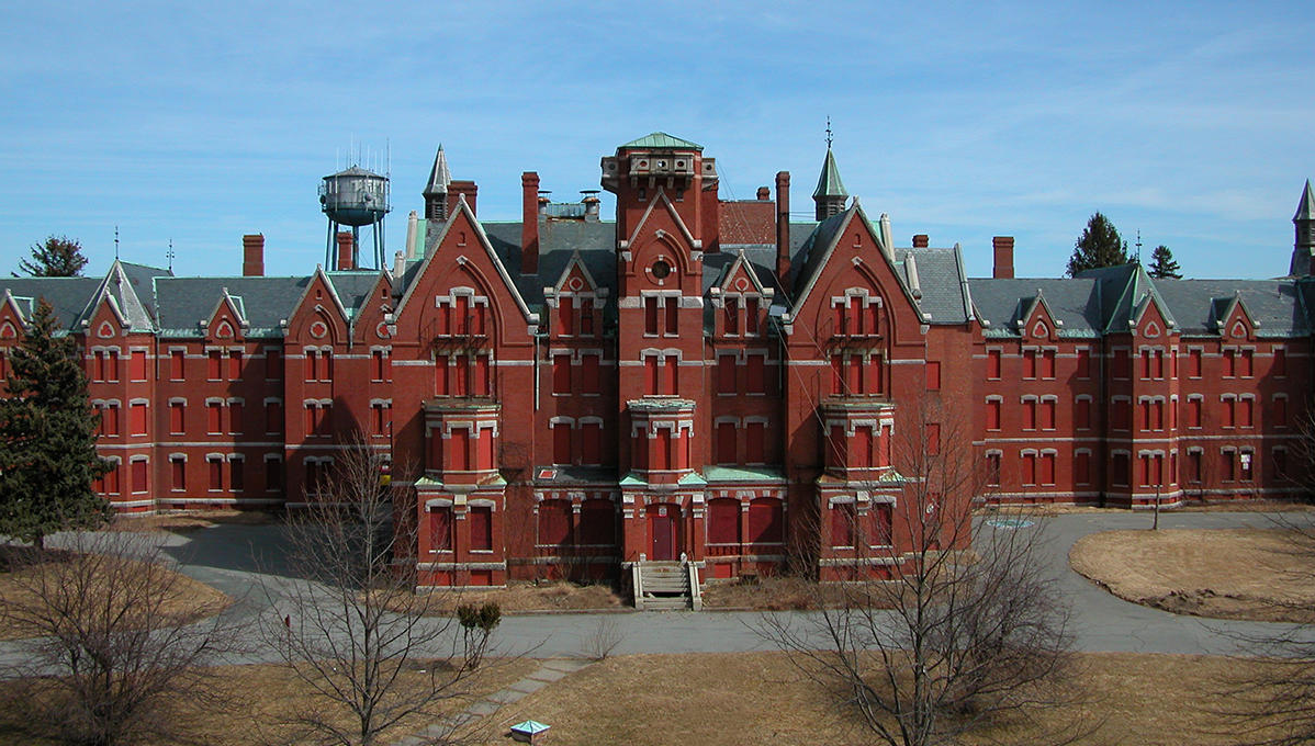 Danvers State Hospital 1