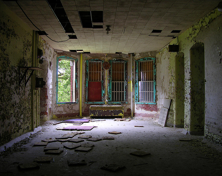 Danvers State Hospital 2
