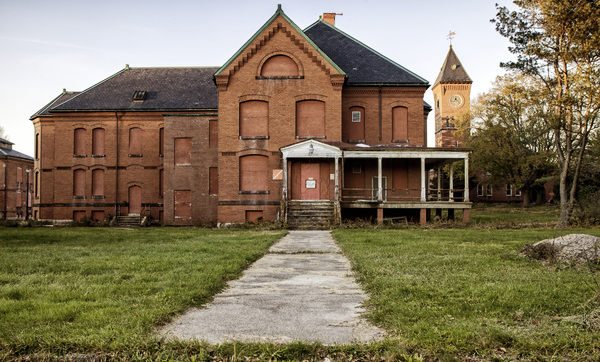 Medfield State Hospital 1