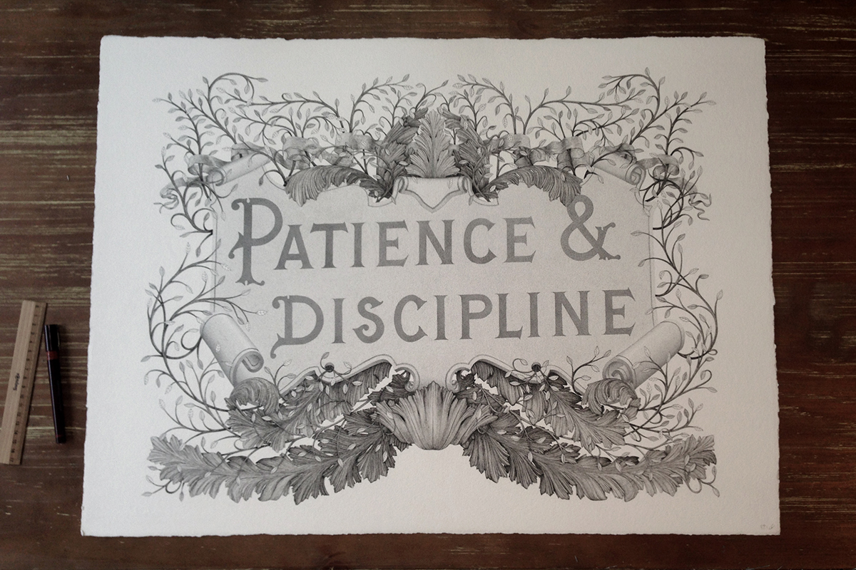 Patience & Discipline 2
