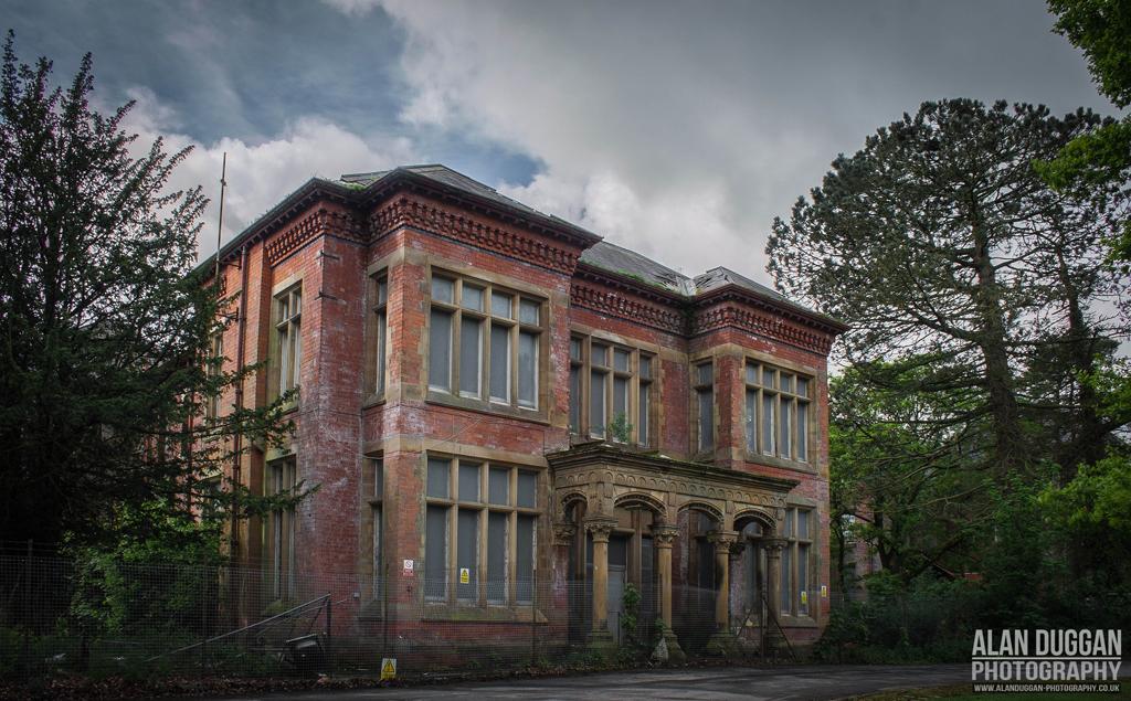 Whittingham Hospital 1