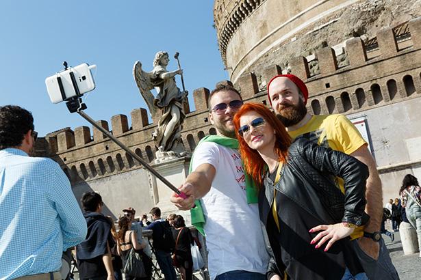 ITALY. Rome. 2015.