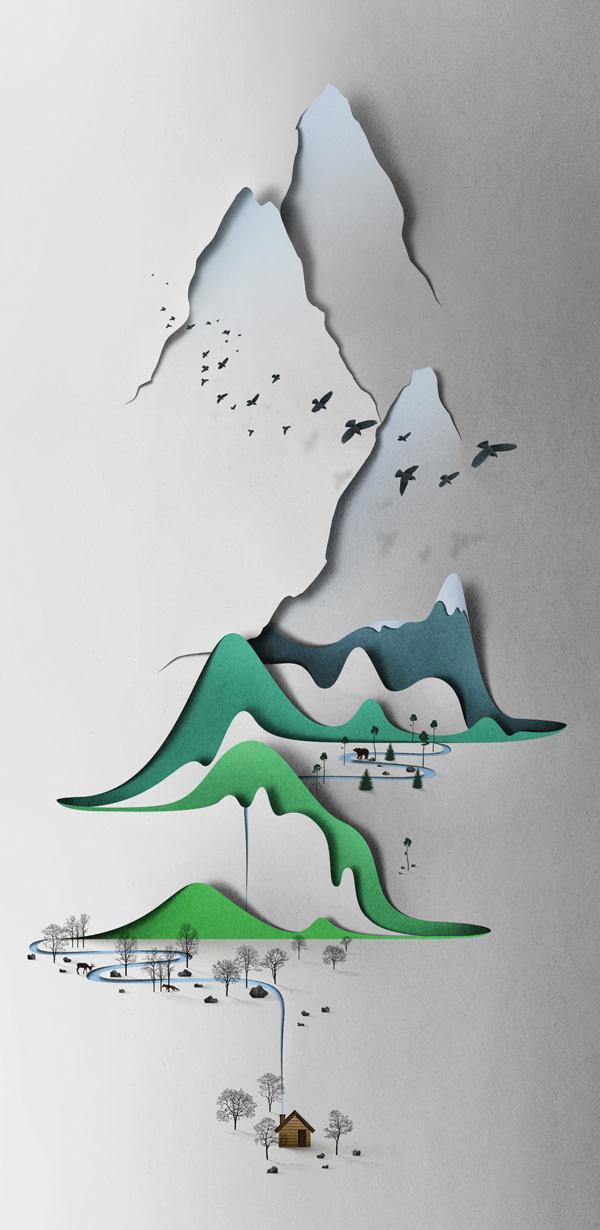Eiko Ojala Vertical Landscape