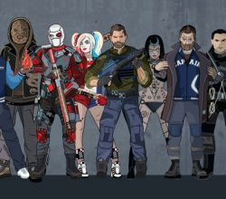 An Introduction to the Suicide Squad VB Header