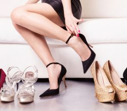 There's Always Room for One More Pair of Shoes Header