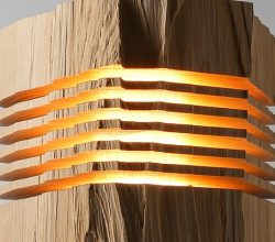 Split Grain Header