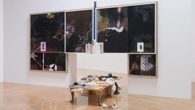 Turner Prize - Helen Marten