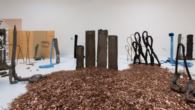 Turner Prize - Michael Dean