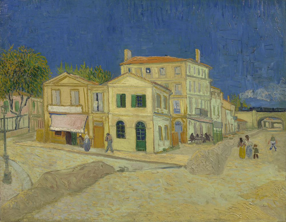 Van Gogh - The Yellow House